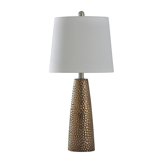 Stylecraft 12 W Bronze Ceramic Table Lamp