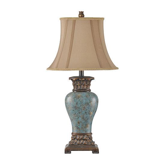 Stylecraft 15 W Multi Polyresin Table Lamp