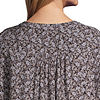 St. John's Bay 3/4 Sleeve Popover Top - Plus