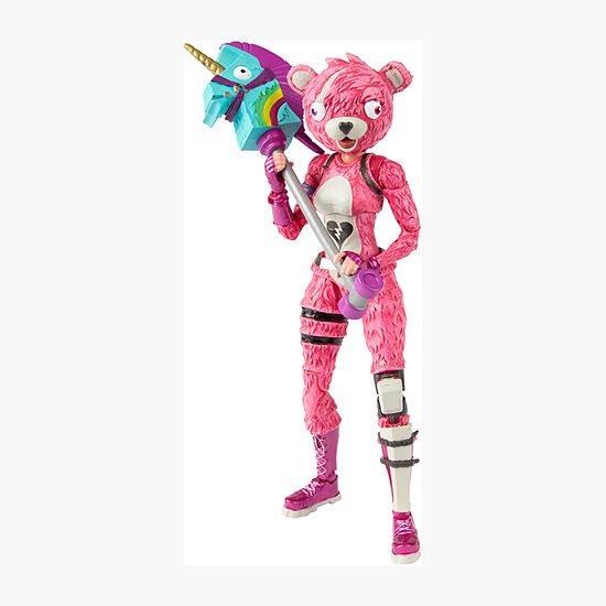 Mcfarlane Fortnite 7 Figure Cuddle Team Leader