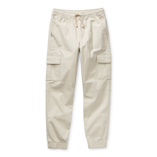 Arizona Little & Big Boys Cinched Jogger Pant