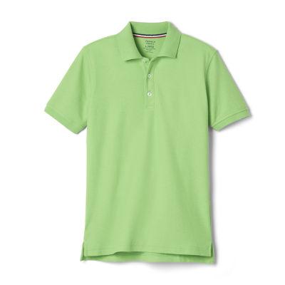 French Toast Little & Big Boys Short Sleeve Polo Shirt