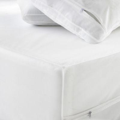Permafresh® Antibacterial Mattress and Pillow Bed Protector Set