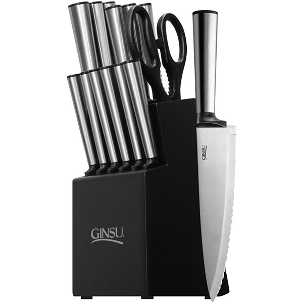 Ginsu® Koden Series 14-pc. Knife Set