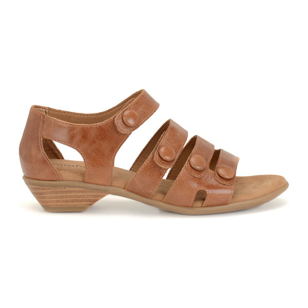 Comfortiva Reading Strap Sandals
