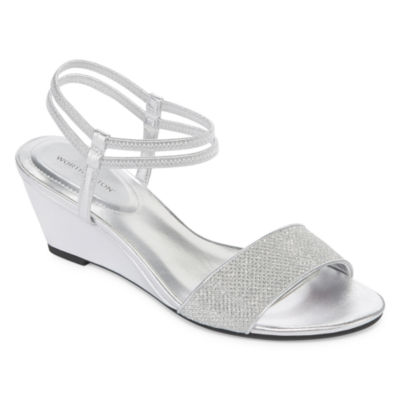 Worthington® Jarret Wedge Sandals