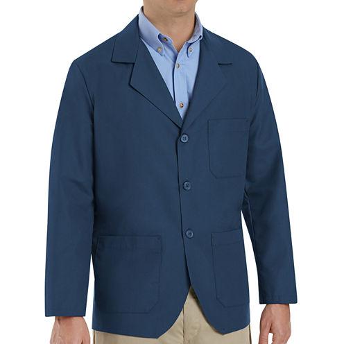 Red Kap Lab Coat