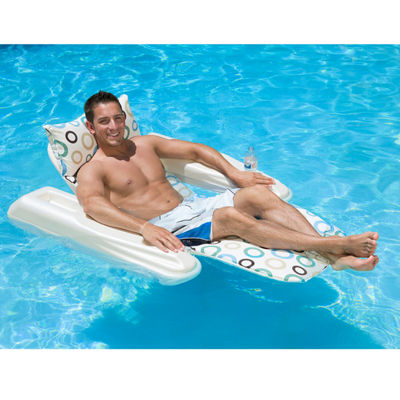 Poolmaster Rio Sun Adjustable Floating Chaise Lounge