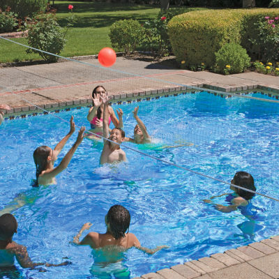 Poolmaster Pro Rebounder Basketball/Volleyball Combo