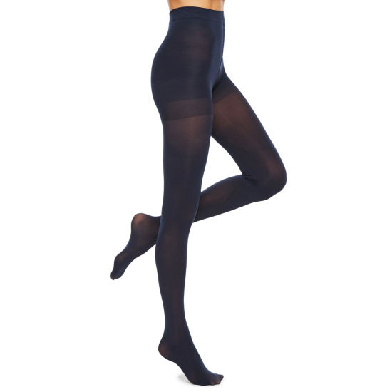 Mixit Solid Control Top Opaque Tights