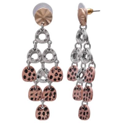 Bold Elements Chandelier Earrings