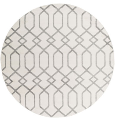 Decor 140 Hallekis Round Rugs
