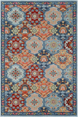 Decor 140 Lakos Rectangular Rugs