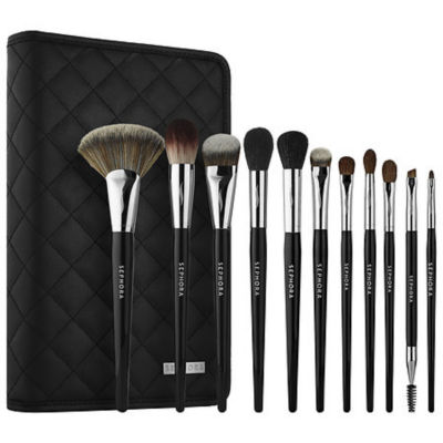 SEPHORA COLLECTION Pro Essentials Brush Set