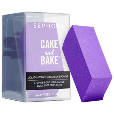 SEPHORA COLLECTION Cake And Bake Liquid And Powder Makeup Sponge