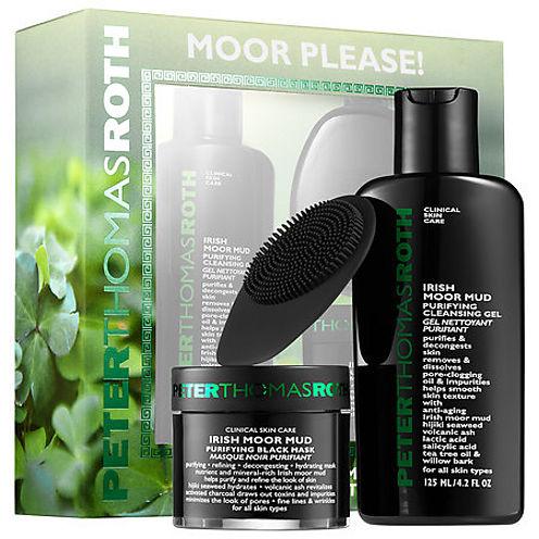 Peter Thomas Roth Moor Please! Irish Moor Mud 3-Piece Kit