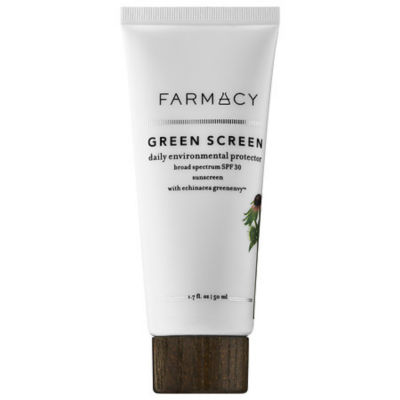 Farmacy Green Screen Daily Environmental Protector Broad Spectrum SPF 30 Sunscreen with Echinacea GreenEnvy™