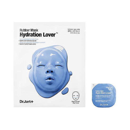 dr jart hydration lover rubber mask jcpenney