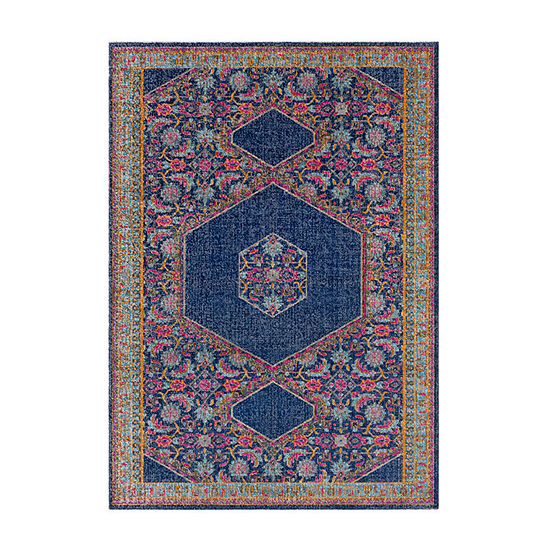 Decor 140 Ilia Rectangular Indoor Rugs