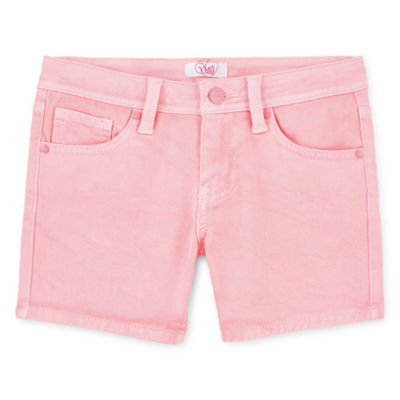 Ymi Girls Stretch Shortie Short