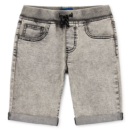 Arizona Boys Stretch Pull-On Short