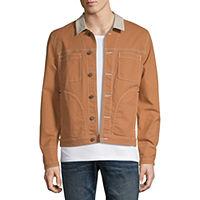 Arizona Men's Canvas Lightweight Field Jacket (Brown Sugar)