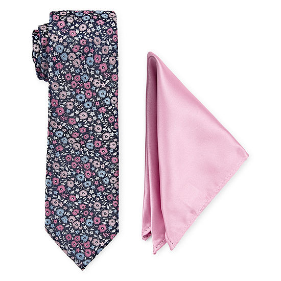 U.S. Polo Assn. Floral Tie Set