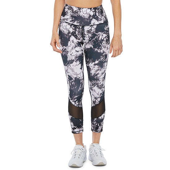 Xersion Womens Mid Rise Full Length Leggings