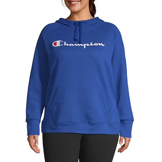 Champion Fleece Hoodie - Plus