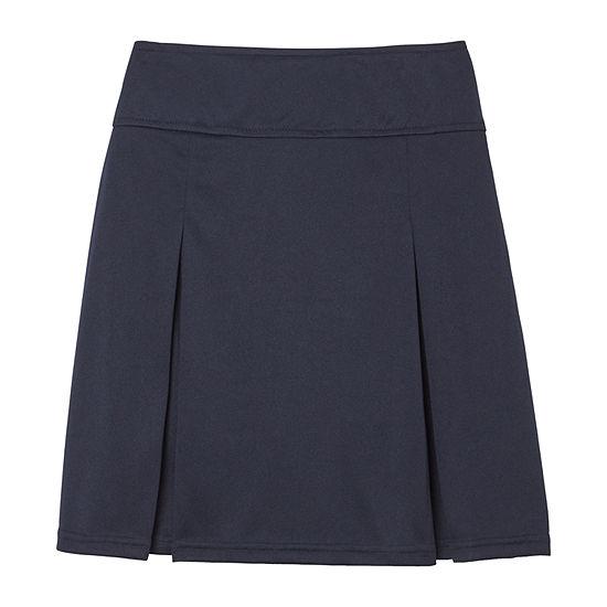 French Toast Little & Big Girls Elastic Waist Scooter Skirt