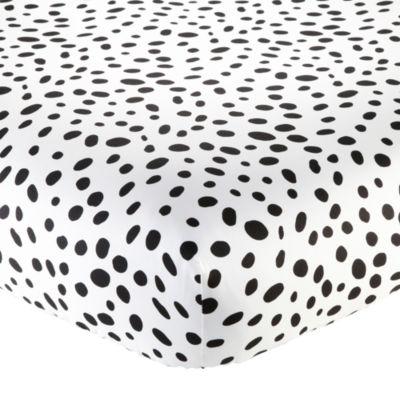 Cotton Tale Modern Crib Sheet