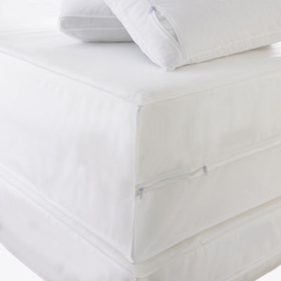 Permafresh® Antibacterial Complete Mattress Protector Set