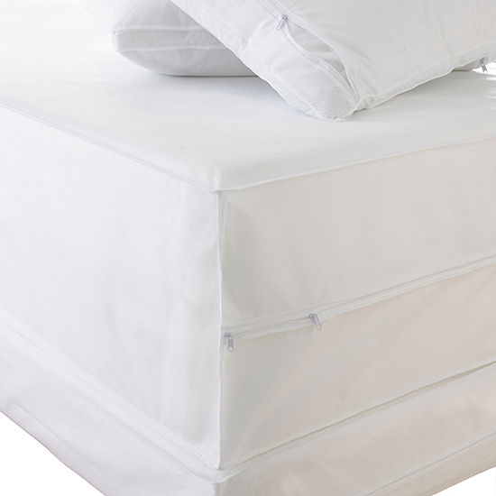 Permashield Antibacterial Extra Strong Complete Bed Protector Set