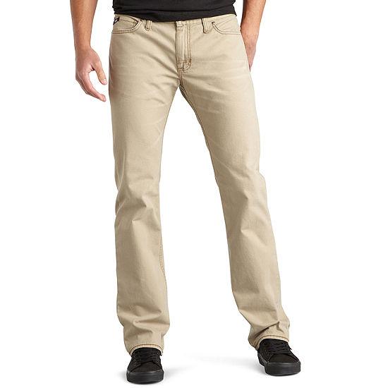 Vans Mens Slim Fit Flat Front Pant