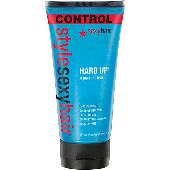 Style Sexy Hair® Hard Up Hard Holding Gel - 5.1 oz.