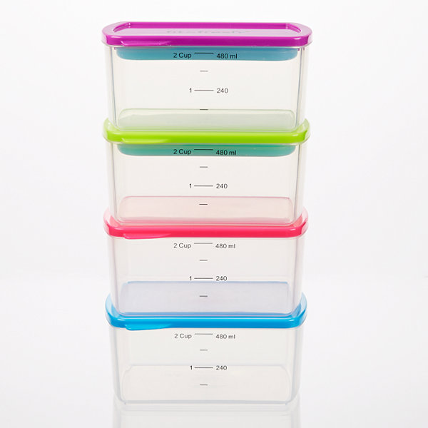 Fit & Fresh® Healthy Living 10-pc. Containers Set