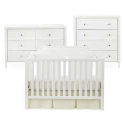 Jcpenney.com | Savannah Carli Baby Furniture Collection   White