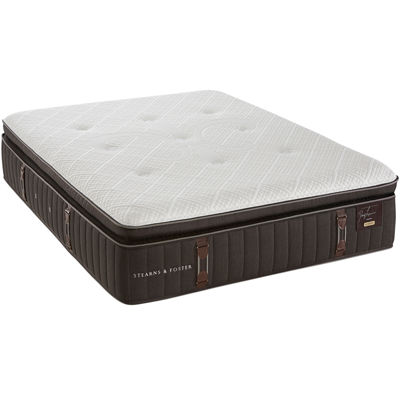 Stearns & Foster® No. 3 Luxury European Pillow-Top - Mattress Only