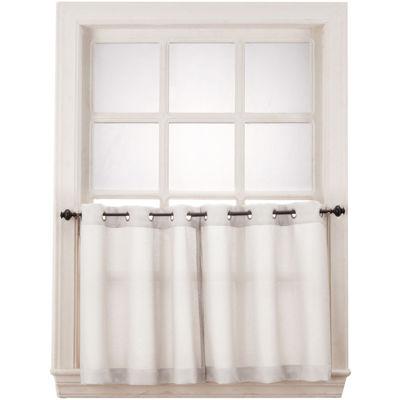 Lichtenberg Grommet-Top Window Tiers