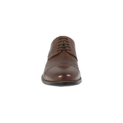 Nunn Bush Norcross Men's Cap Toe Dress Oxford Shoes