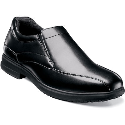 Nunn Bush® Sandford Mens Work Slip-On Shoes