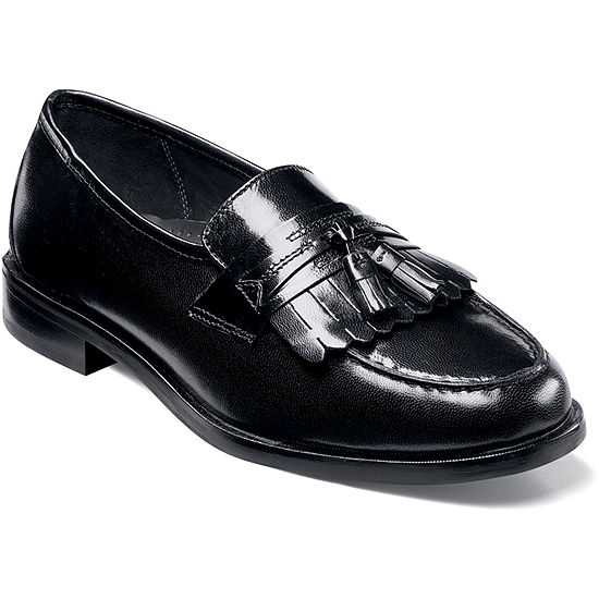 Nunn Bush® Manning Mens Kiltie Tassel Dress Loafer Shoes