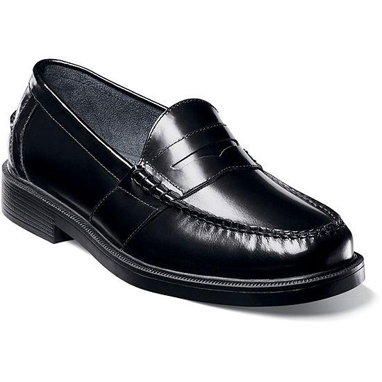 Nunn Bush® Lincoln Mens Moc Toe Dress Penny Loafers