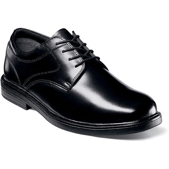 Nunn Bush® Turner Men's Plain Toe Dress Oxford Shoes