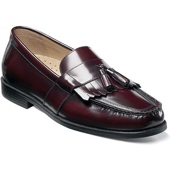 Nunn Bush® Keaton Men's Moc Toe Kiltie Tassel Dress Loafer Shoes