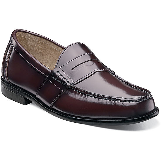 Nunn Bush Young Style Noah Beef Roll Penny SlipOn Mens Outlet Store