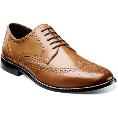 Nunn Bush® Nelson Men's Wingtip Dress Oxford Shoes