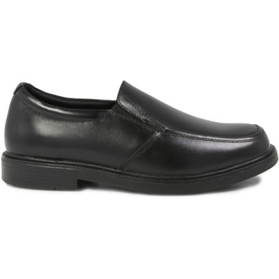 Nunn Bush® Tucker Mens Moc Toe Slip-On Dress Shoes