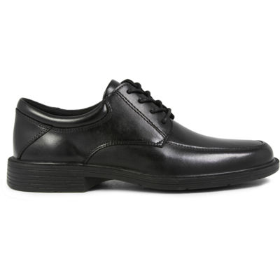 Nunn Bush® Jennings Men's Moc Toe Dress Oxford Shoes