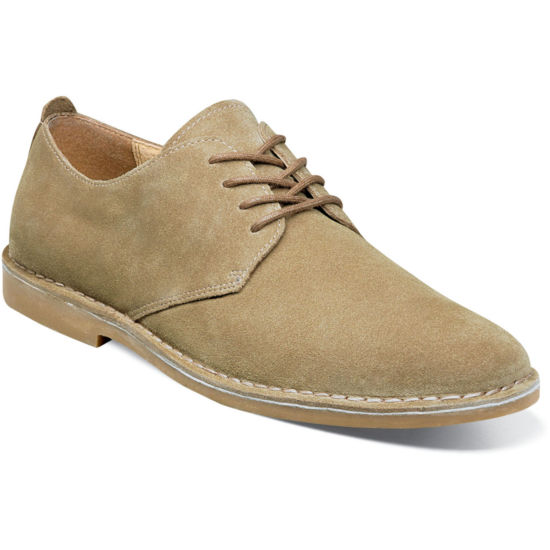 Nunn Bush Gordy Men's Plain Toe Casual Oxford Shoes